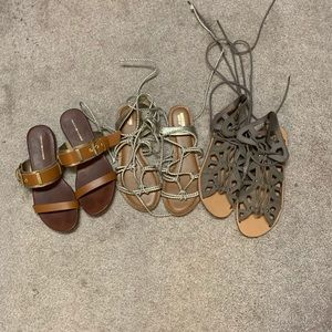 Shoes - Sandal bundle